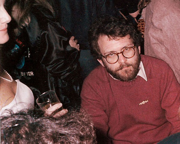 Michael Finger, my Memphis magazine colleague and long-time friend, was a regular guest.