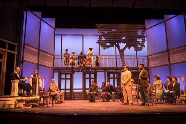 To Kill a Mockingbird, Theatre Memphis - THEATRE MEMPHIS
