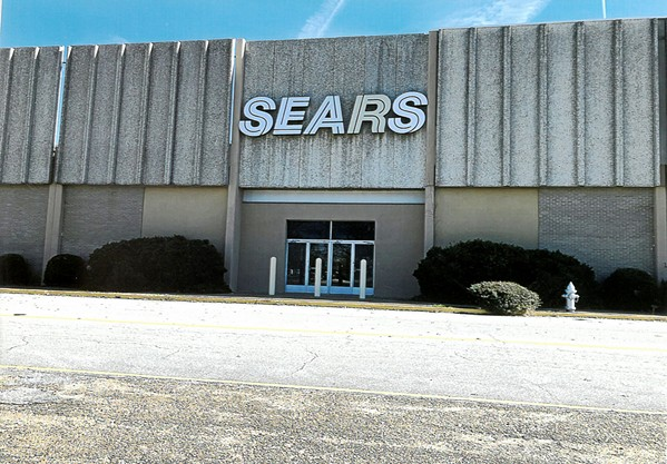 Sears Southland Mall