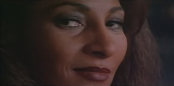 Pam Grier as Jackie Brown