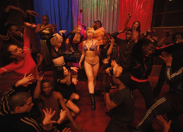 "In Variety, critic Owen Gleiberman described Climax as ""Fame shot by the Marquis de Sade with a Steadicam""."