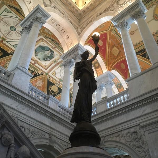 Library of Congress - ALEX GREENE