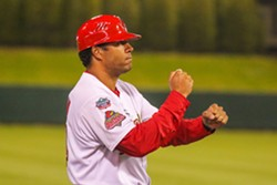 Ben Johnson - COURTESY MEMPHIS REDBIRDS