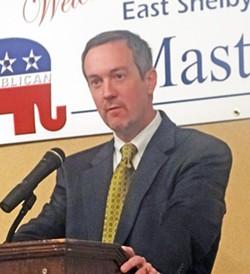 Tennessee Secretary of State Tre Hargett - JB