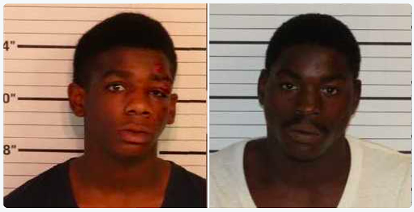 Richardson, right. Wright, left. - SHELBY COUNTY JAIL