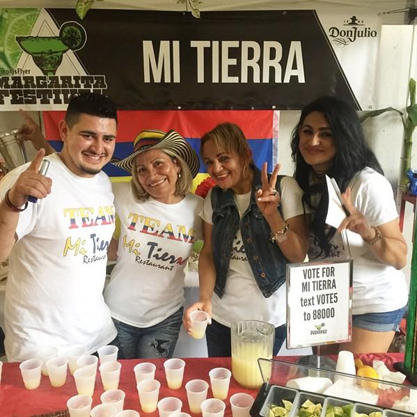 Margarita Fest - MICHAEL DONAHUE
