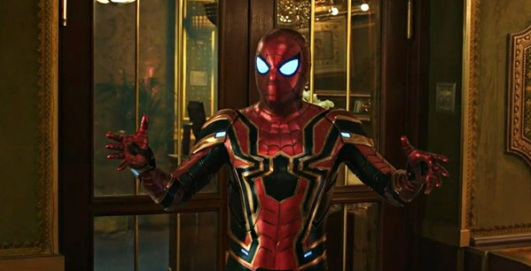Spider-Man: Now more like Iron Man!