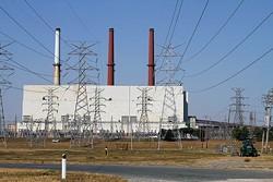 TVA's old Allen Coal Plant - JUSTIN FOX BURKS