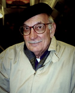 The 90th birthday of composer George Crumb will be celebrated at the U of M's Harris Concert Hall on October 22nd. - BECKY STAROBIN
