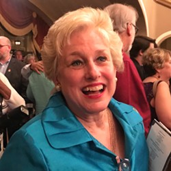 Debbie Litch, executive producer at Theatre Memphis. TM won 10 of the Ostrander trophies this year. - JON W. SPARKS
