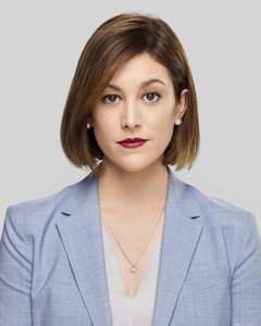 Caitlin McGee, star of Bluff City Law - COURTESY NBCUNIVERSAL
