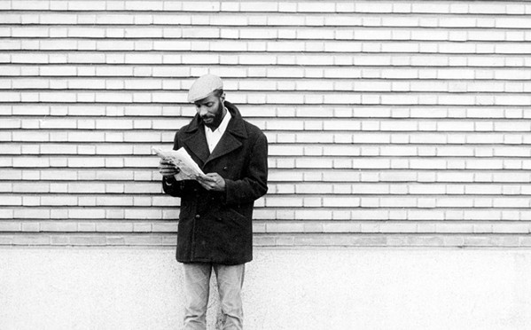 Robert Litsol looks for work in 1960s Paris in Med Hondo's Soleil O