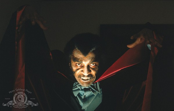 William Marshall wants to have a drink on you in Blacula.