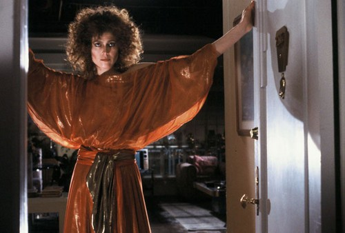 There is no Dana. There is only Zuul. Sigourney Weaver slays in Ghostbusters.