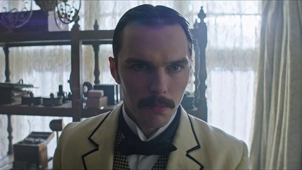 Nicholas Hoult as Nikola Tesla