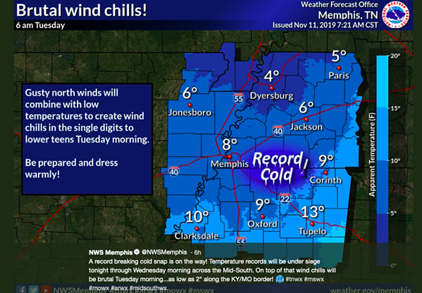 MEMPHIS NATIONAL WEATHER SERVICE