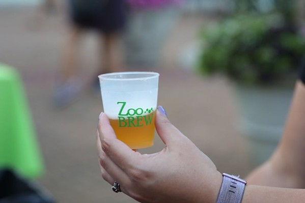 The Memphis Zoo's Zoo Brew event in May. - MEMPHIS ZOO/FACEBOOK
