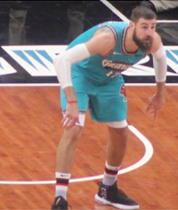 Jonas Valanciunas - SHARON BROWN
