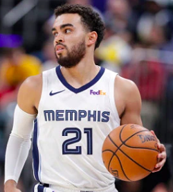 Tyus Jones - LARRY KUZNIEWSKI