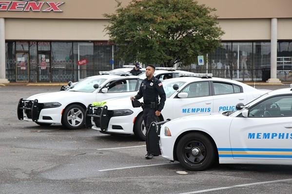 MEMPHIS POLICE DEPARTMENT/FACEBOOK