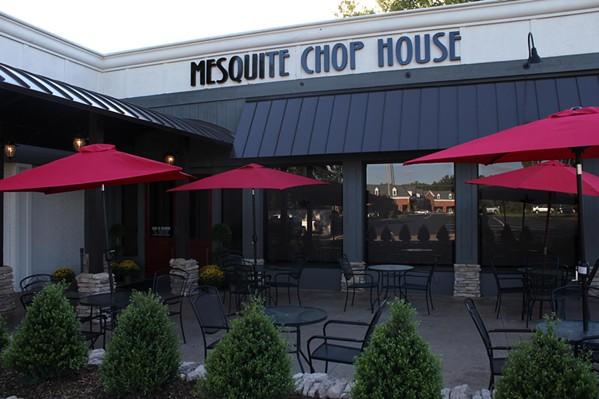 MESQUITE CHOP HOUSE/FACEBOOK