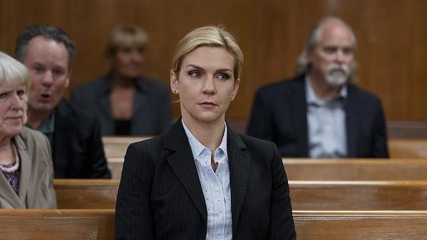 Rhea Seehorn as Kim Wexler