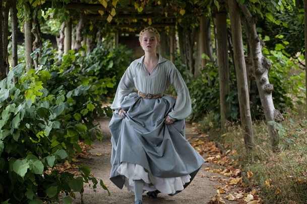 """Elle Fanning as Catherine in """"The Great"""""""