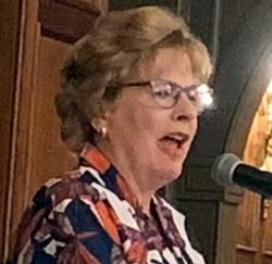 Election Commissioner Linda Phillips - JACKSON BAKER