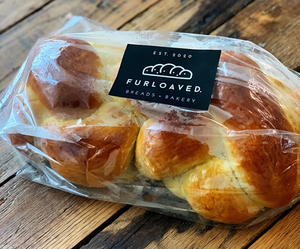 Furloaved's Challah bread - PHOTOS COURTESY BRITTNEY ADU