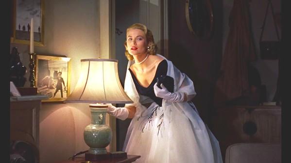 Grace Kelly as Lisa Fremont in Rear Window.