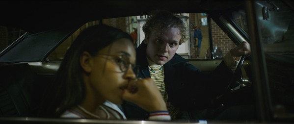"""Daisy Davis and Joe Adler  in Nathan Ross Murphy's upcoming """"Echoes."""""""