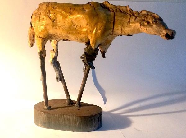 """Three Legged Horse"" by Fletcher Golden"