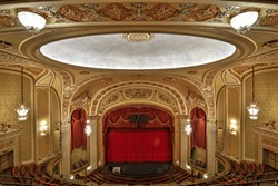 The Orpheum - PHOTOGRAPHS BY JUSTIN FOX BURKS