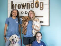 Browndog Lodge - PHOTOGRAPHS BY JUSTIN FOX BURKS