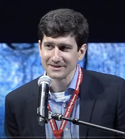 GOP Chair Chris Tutor