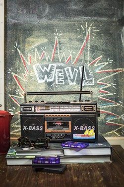 WEVL-FM 89.9 - JUSTIN FOX BURKS