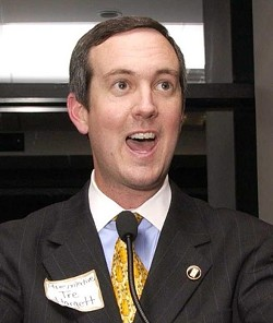 Tennessee Secretary of State Tre Hargett