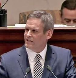 Governor Bill Lee - JACKSON BAKER