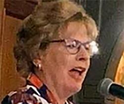 Election Administrator Linda Phillips - JB