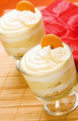 banana pudding - MSHELDRAKE | DREAMSTIME.COM