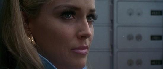 Sharon Stone as Ginger McKenna