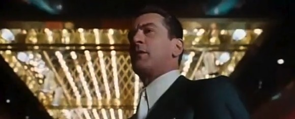 "Robert De Niro as Sam ""Ace"" Rothstein"