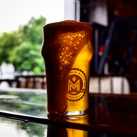 Memphis Made's Rocket #9 IPA will be served this weekend at Rock For Love. - JOHN KLYCE MINERVINI