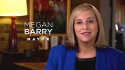 Nashville Mayor Megan Berry