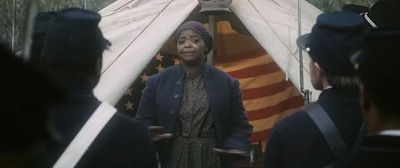 Octavia Spencer as Harriet Tubman in Season 3 of Drunk History