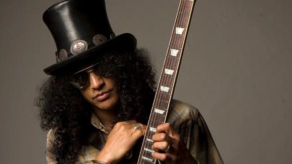 Slash plays the New Daisy this Saturday night.