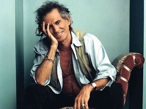 Keith Richards will be in Memphis Saturday night for the Memphis Music Hall of Fame induction ceremony.