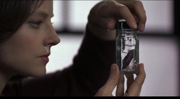 Jodi Foster as Clarice Starling
