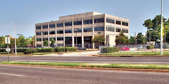 The Urban Child Institue Headquarters on Jefferson. - JUSTIN FOX BURKES