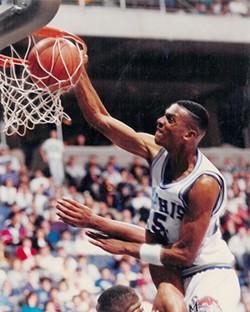 1992-93 All-America